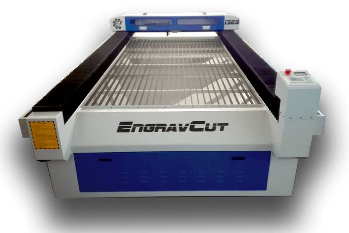 EC 1325S Laser Cutter and Engraver
