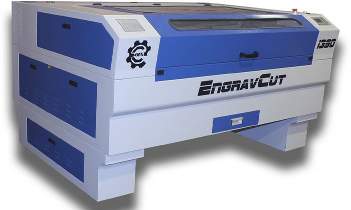 EC 1390S Laser Cutter and Engraver
