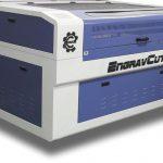 EC 1390X Laser Cutter