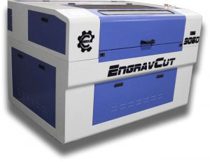 EC 9060S Laser Cutter and Engraver