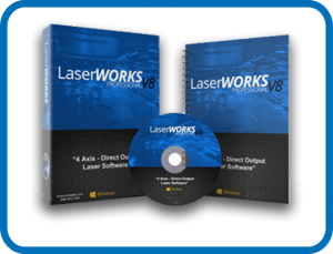 LaserWorks Engraving Software